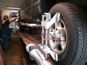 Wheel Alignment | Auto Safety Center